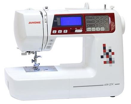 Õmblusmasin JANOME TXL607 (4120 QDC)