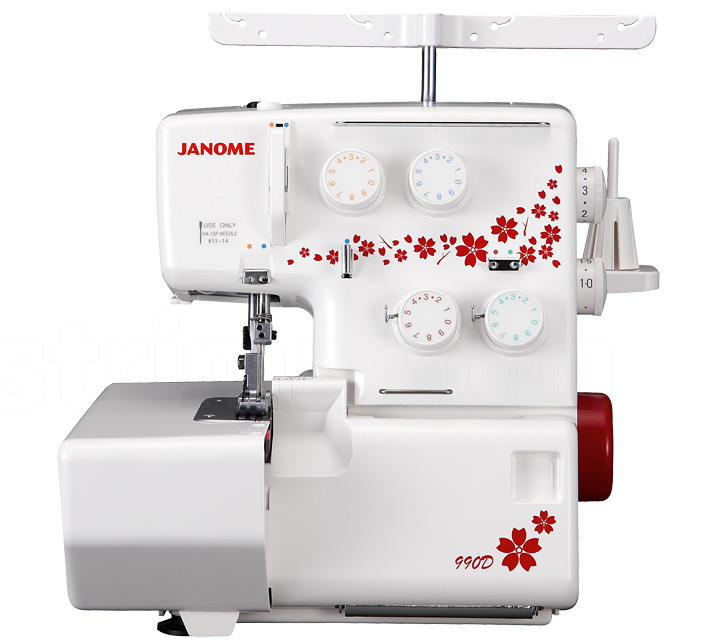Overlok JANOME 990D