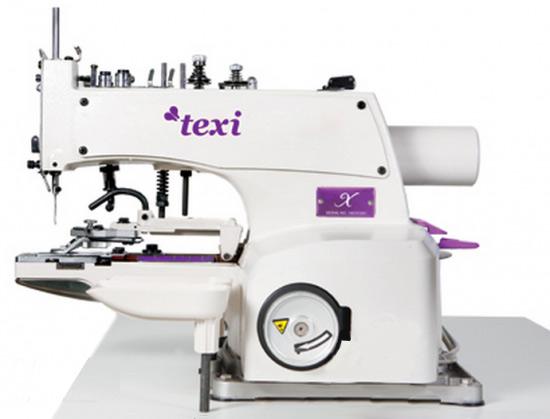 Nööbi õmblusmasin TEXI X
