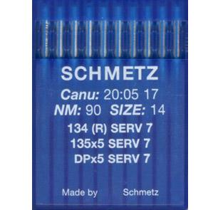 Õmblusmasina nõel 134(R) SERV 7, DPx5 SERV 7, 135×5 SERV 7, SCHMETZ sewing machine needle