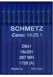 Õmblusmasina nõel 1738 (R), 16×257, 16×231, DBx1, 287WH