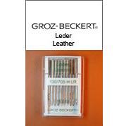 GROZ-BECKERT naha nõelad kodumasinale 130/705 H LR