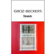 GROZ-BECKERT lükra nõelad kodumasinale 130/705 H-S
