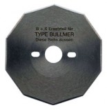 Bullmer ketaslõikurite varunoad BS, Circular knife blade