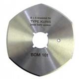 Kuris ketaslõikurite varunoad BS, Circular knife blade