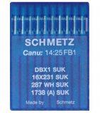Õmblusmasina nõel 1738 (A) SUK, 16×231 SUK, DBx1 SUK, 287WH SUK