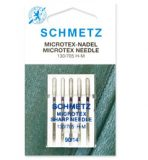 SCHMETZ kodu-õmblusmasina microtex nõelad 130/705 H-M, 5×90