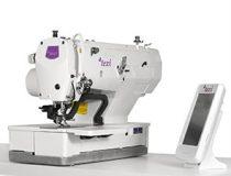 Nööpaugu õmblusmasin TEXI O Premium, Electronic buttonhole machine