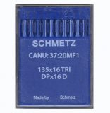 Õmblusmasina nõel 135×16 TRI, DPx16 D, SCHMETZ sewing machine needle