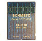 Õmblusmasina nõel 135×17 DH, DPx17 DH, SCHMETZ sewing machine needle