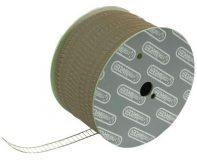 Tekstiilimasina kinnitusniit S-25 Grey (Plastic staple fasteners)