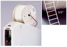 Tekstiilimasina kinnitusniit S-25 NEUTRAL (Plastic staple fasteners)