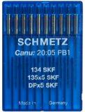 Õmblusmasina nõel 134 SKF, DPx5 SKF, 135×5 SKF, SCHMETZ sewing machine needle