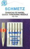SCHMETZ kodu-õmblusmasina kiirniidistamise nõelad 705 HDK, Nr.80