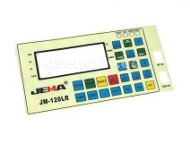 Jema noa ekraani kleeps C39-1, Panel Sticker for Jema JM-120LR